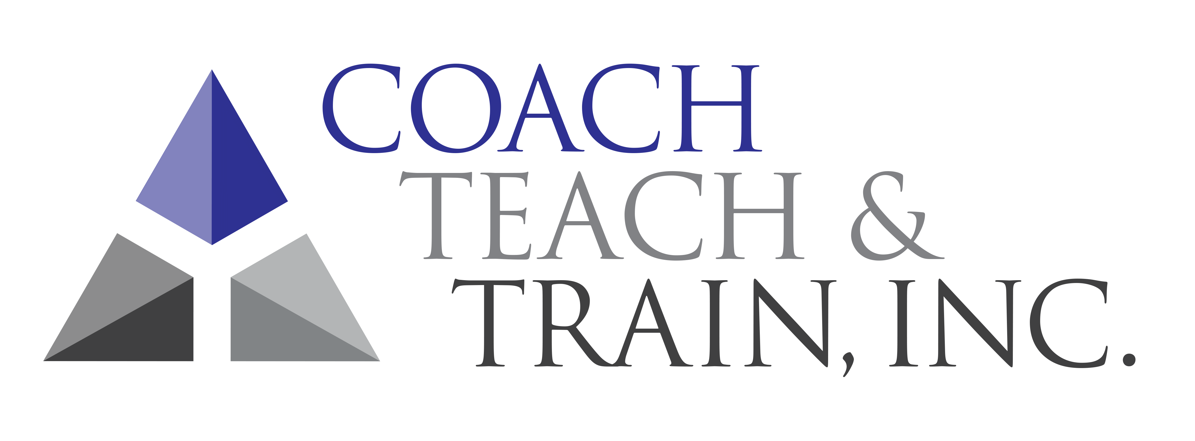 Coach Teach and Train